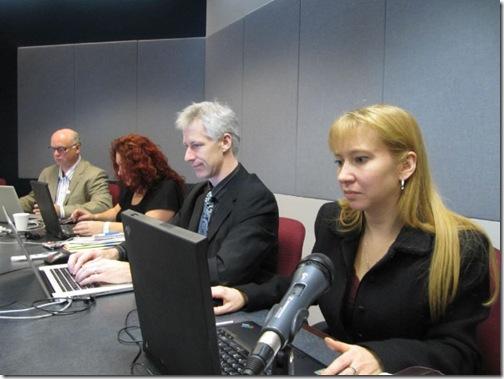 Blogging Team,Webconference ISIQ - PRESENTability.com