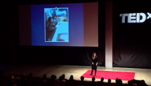 Presentation structure: Nancy Duarte's talk at TEDx East