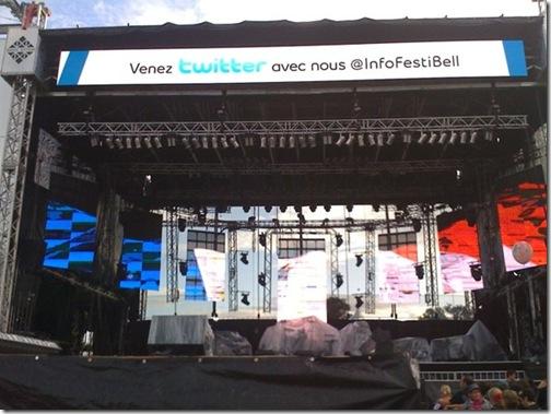 Festival Screen