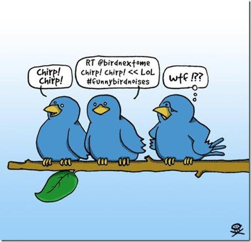 Twitter Funnybirdnoises