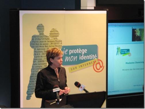 Dominic Viens - Minister - Webconference ISIQ - PRESENTability.com
