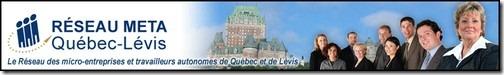 Logo Web de Réseau META Québec-Lévis